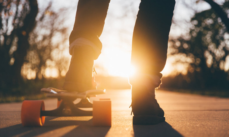 Atlanta has several options for people interested in longboarding. (Drew Hays)