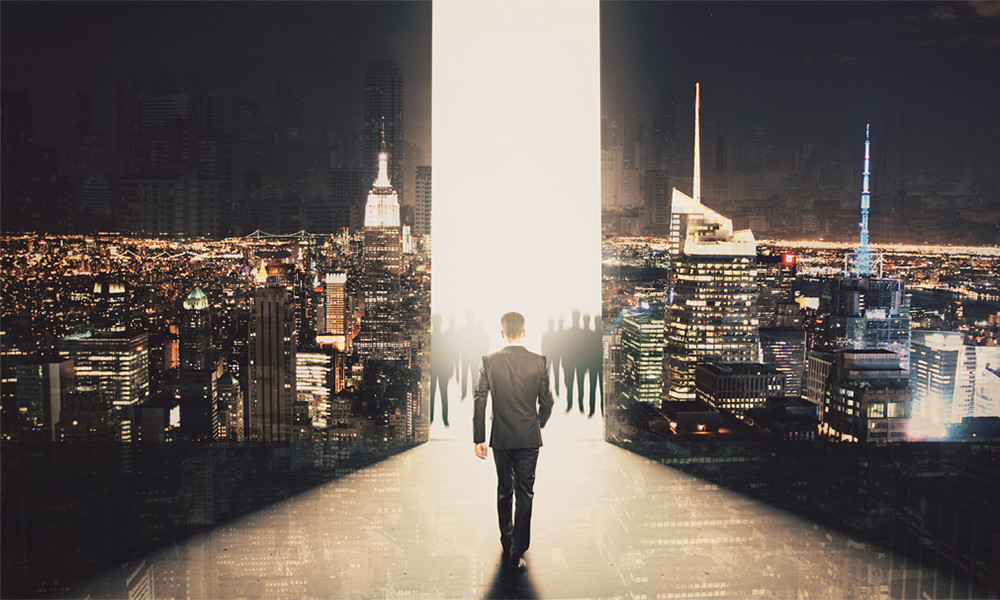 メインビジュアル : 「破壊的イノベーション」なくして大企業は生き残れない