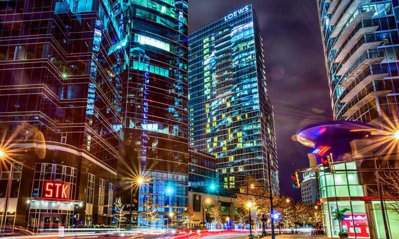 Midtown has a flavor that's all its own. (James Duckworth, AtlantaPhotos.com)
