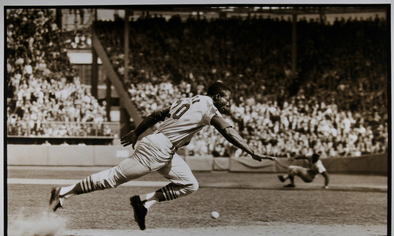See fabulous sports photos by Walter Iooss at Michael C. Carlos Museum.