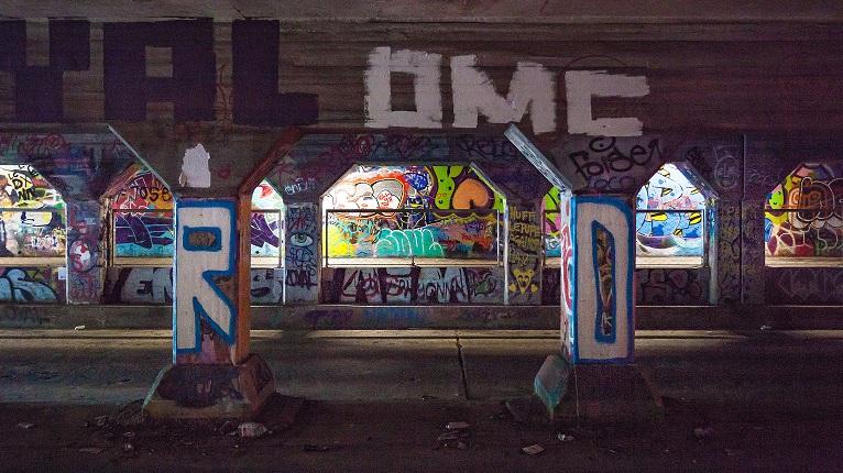 Krog Street Tunnel Photo Credit Chris Watkins