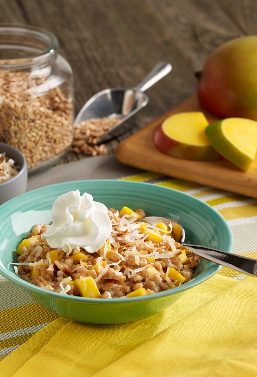 coconut-mango-porridge-for-brunch