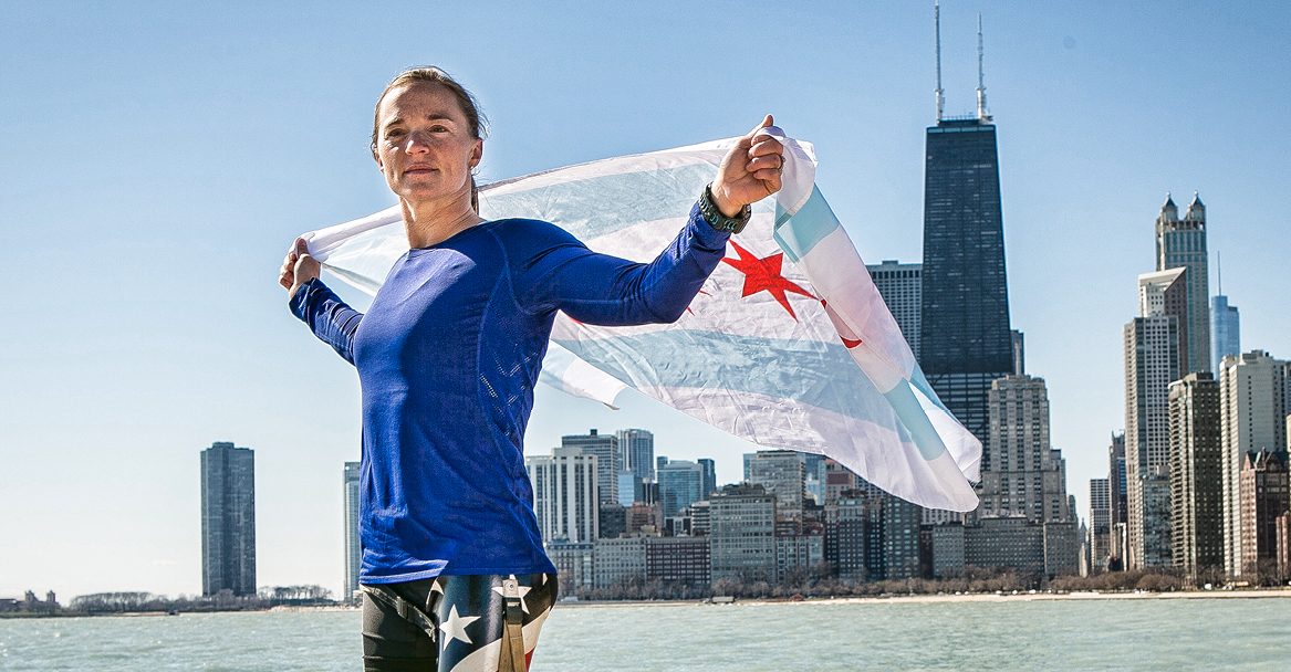 Get to know: 2016 Paralympic Hopeful, Three-Time Paratriathlon World Champion and Chicago Resident Melissa Stockwell
