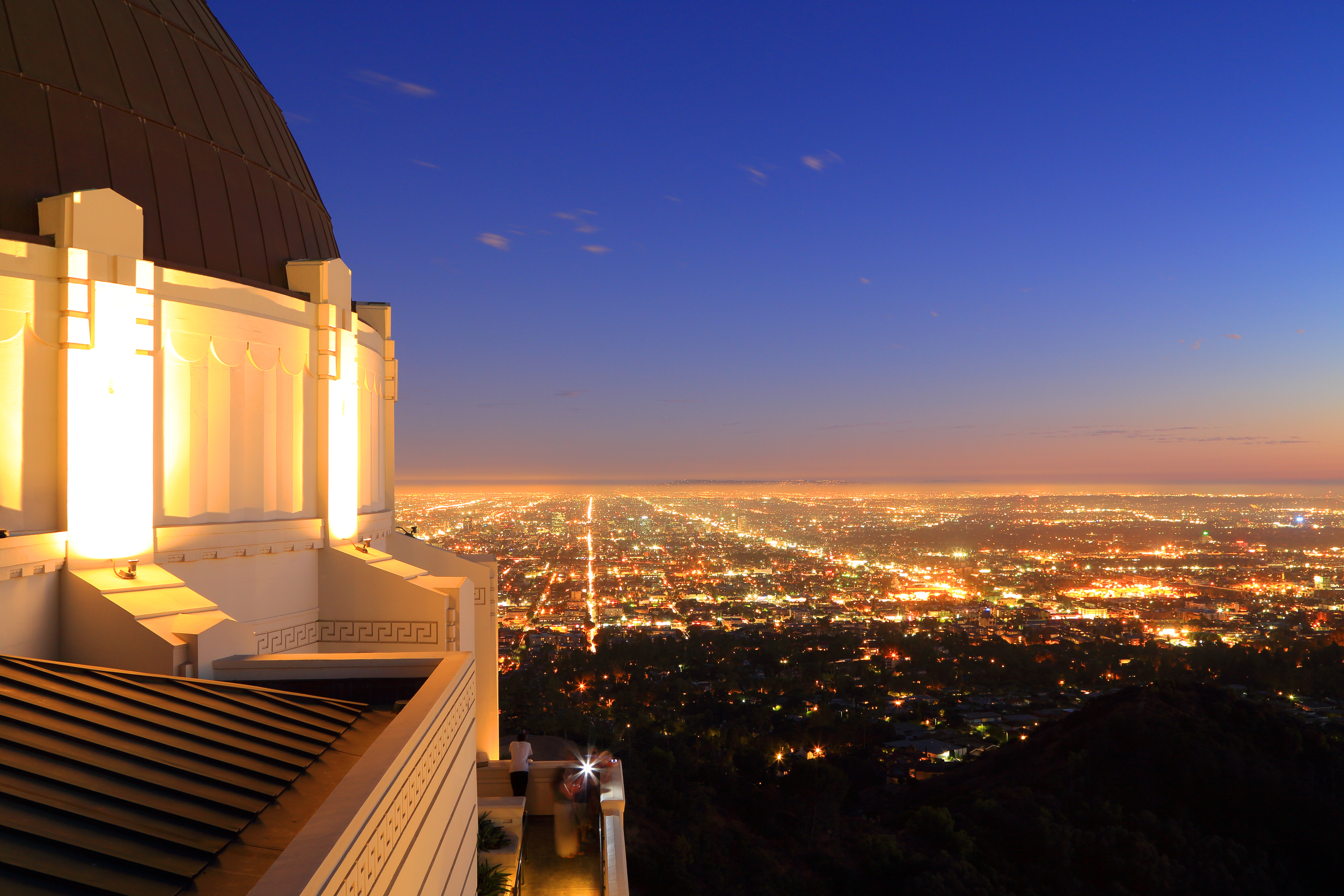 A day in los angeles the insiders guide blueprint presented by cbre griffith observatoryg malvernweather Images