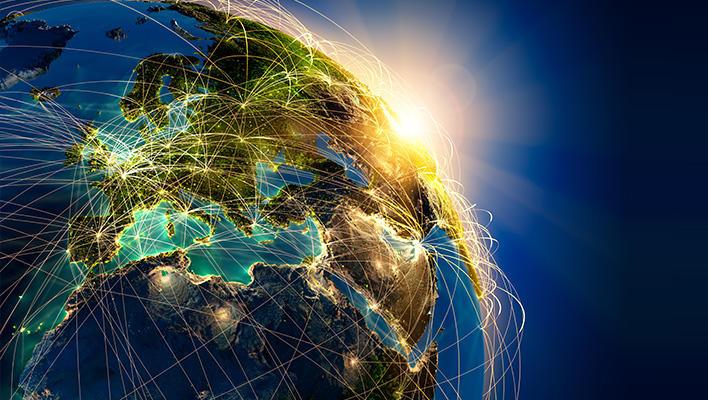 メインビジュアル : みずほ銀行と富士通が「ブロックチェーン技術」を活用した、国境を越えた証券取引の決済プロセス効率化に向けた実証実験を実施