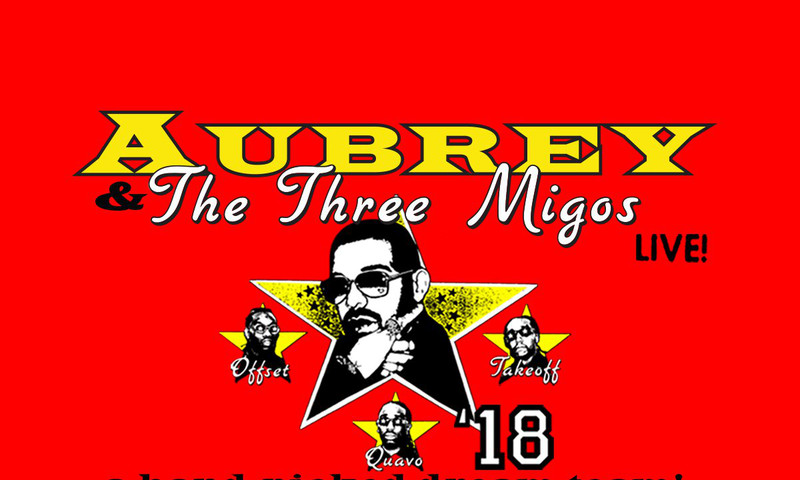 Drake and Migos. State Farm Arena. Don't miss out.