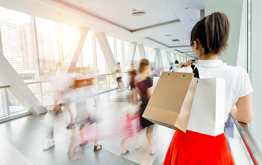 Main visual : There's a lot that goes on behind the scenes to keep Australia's retail customers happy