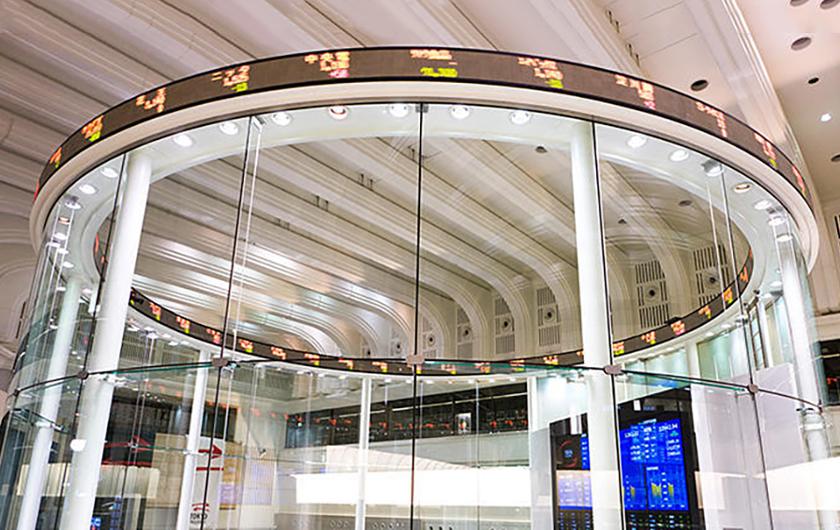 メインビジュアル : 合言葉は「Never Stop」 決して止まらない東京証券取引所様のシステムを目指して