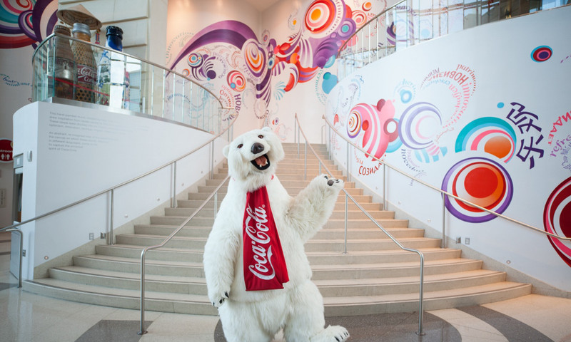 World of Coca-Cola is a world of fun.