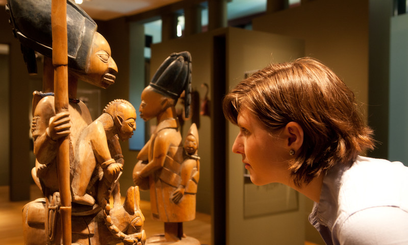 The Michael C. Carlos Museum houses the largest collection of ancient art in the Southeast.