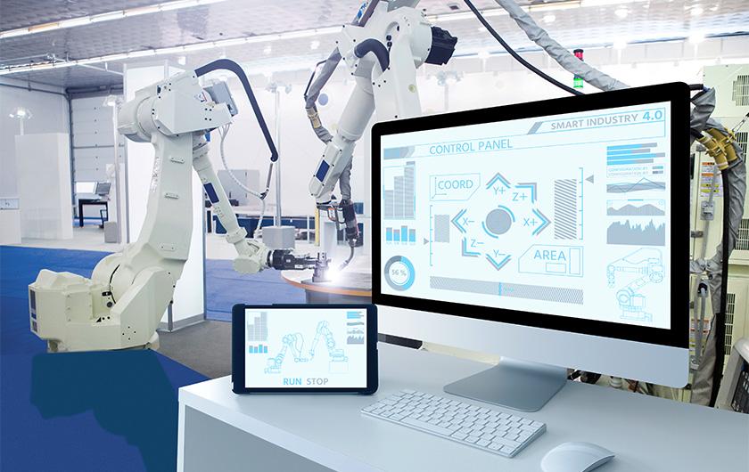 メインビジュアル : 事例に学ぶ、「スマート工場」で実現するニーズ変化に対応した製造現場づくりとは