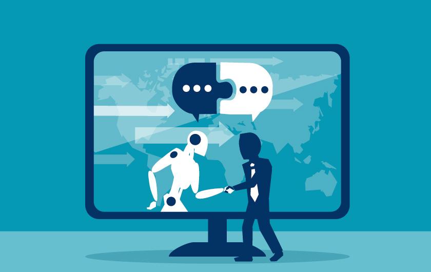 メインビジュアル : AI原則って何だろう?(後編)―人間中心のAI原則で広がる「AI×倫理」