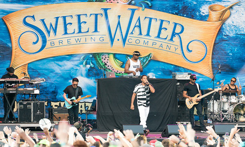 SweetWater 420 Fest is a mainstay of ATL's spring festivals. (📷 Gene Phillips, AtlantaPhotos.com)