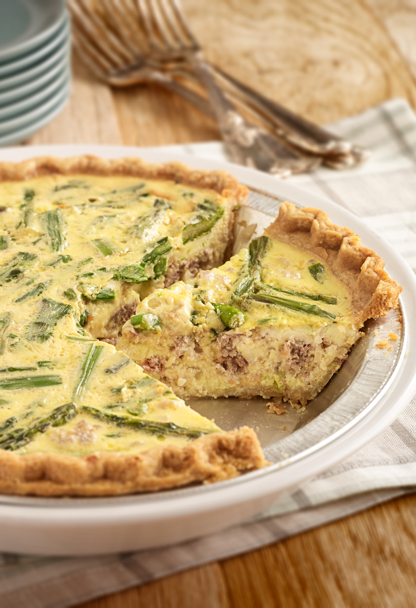 make-ahead-sausage-and-asparagus-quiche-recipe