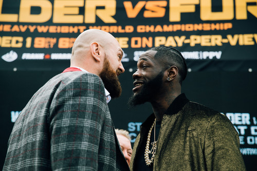 Deontay Wilder vs. Tyson Fury: SHOWTIME Experts Weigh In