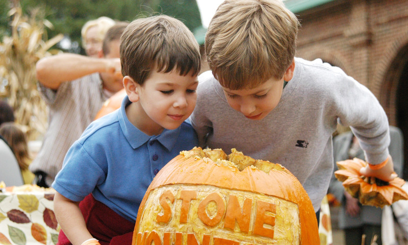 Bring the fam. Stone Mountain is the place to be for fall and holiday events.