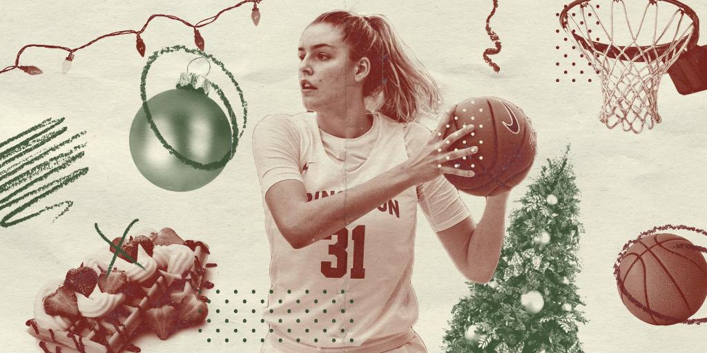 Family, Cocoa, Waffles: A Basketball Phenom's Last Christmas at Home