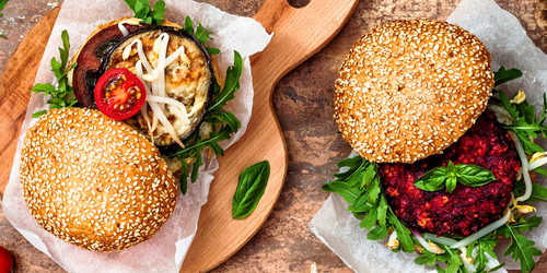 Make Homemade Veggie Burgers that Taste Great and Won't Fall Apart