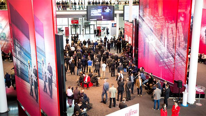 メインビジュアル : 欧州最大級のITベンダーイベント「Fujitsu Forum 2016 Munich」レポート
