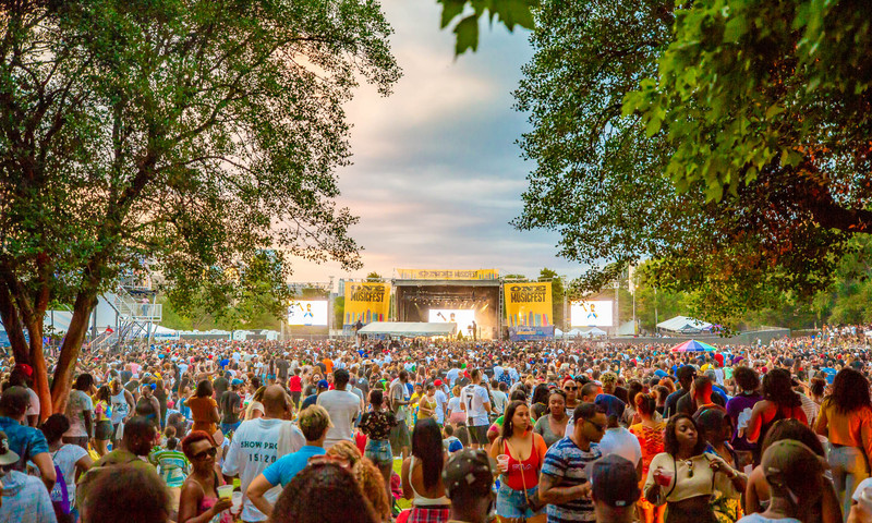 ONE Musicfest is the Southeast's largest urban music and arts festival. (Photo courtesy: ONE Musicfest)