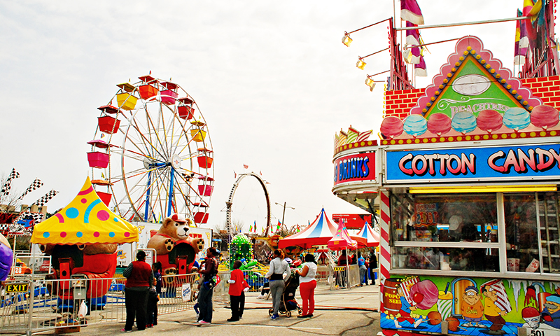 It's time for the annual Atlanta Fair, which has been going for over a century! (Joleen Pete Photography)
