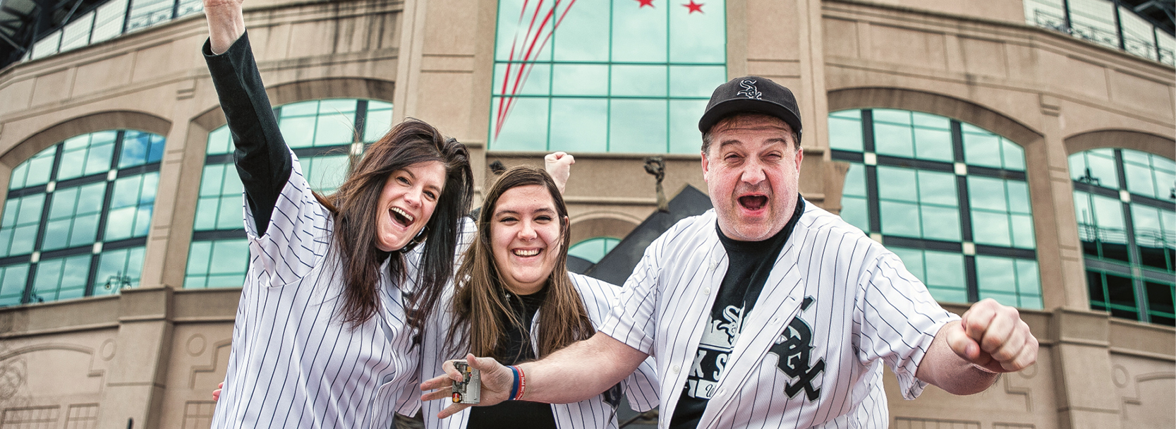 Meet White Sox superfans: The Dynia family