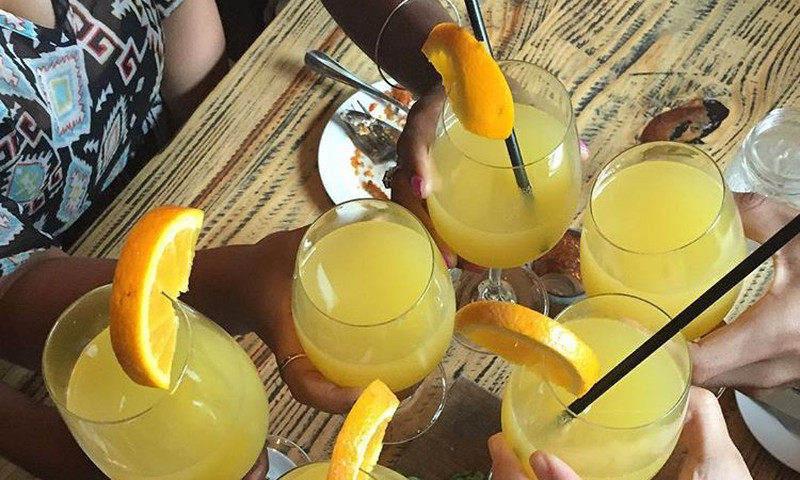 Find out where the mimosas never end in Atlanta. (Image courtesy of Meehan's Public House)