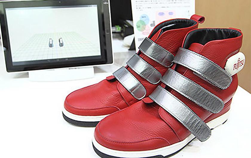 メインビジュアル : 【ちょいレポ!】毎日履いている靴からデータを取得!「次世代センサーシューズ」を使ってみた