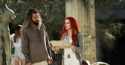 Five Atlanteans Who Deserve Their Own Movie