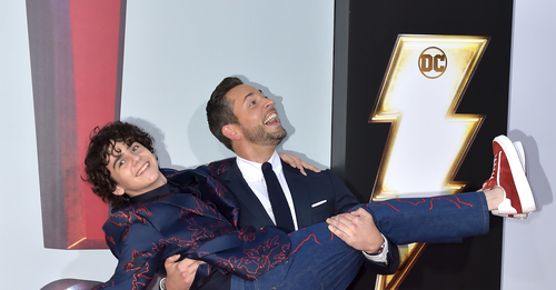 Who Is That Non-Masked Man? Why Zachary Levi Is The Perfect SHAZAM!