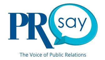 PR Blogs PRSay