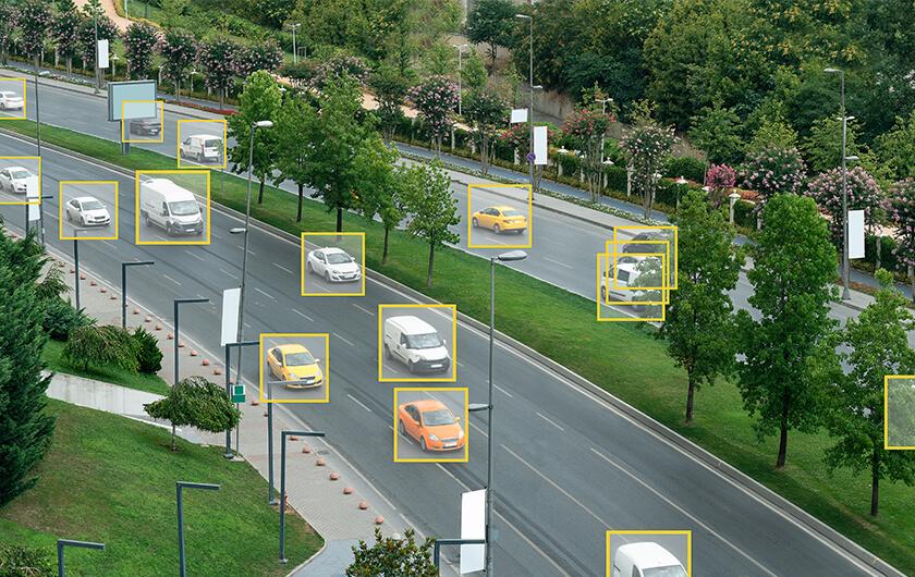 Main visual : How Fujitsu is using AI to make Japan's roads and rivers safer