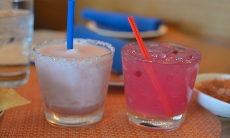 What's Mexican without margaritas? Enjoy a vast selection at Rosa Mexicana.