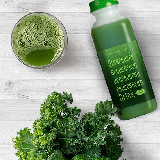 Chef V green drink.jpg