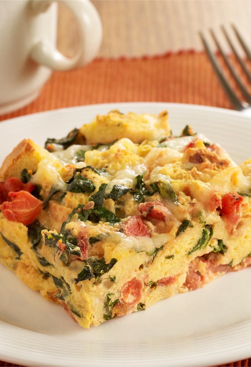 florentine-strata-make-ahead-brunch-recipe