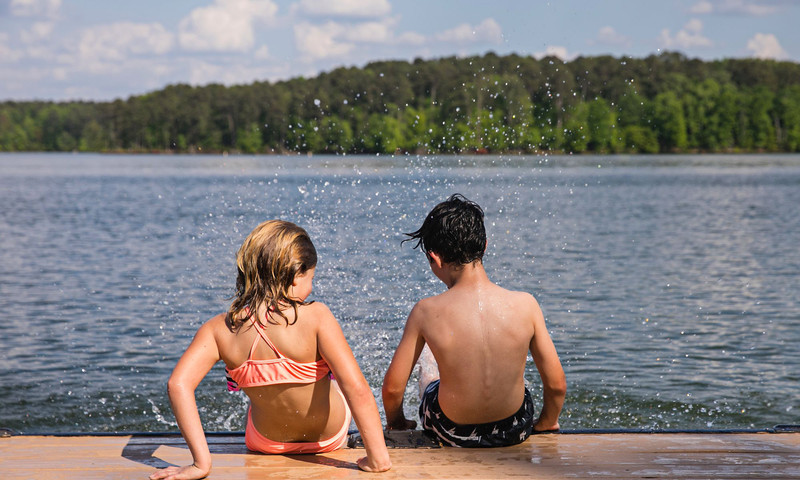The Ritz-Carlton Lake Oconee offers a variety of outdoor activities.