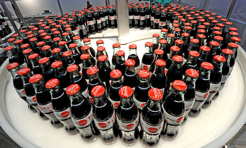 Sip on a taste of history at the World of Coca-Cola.