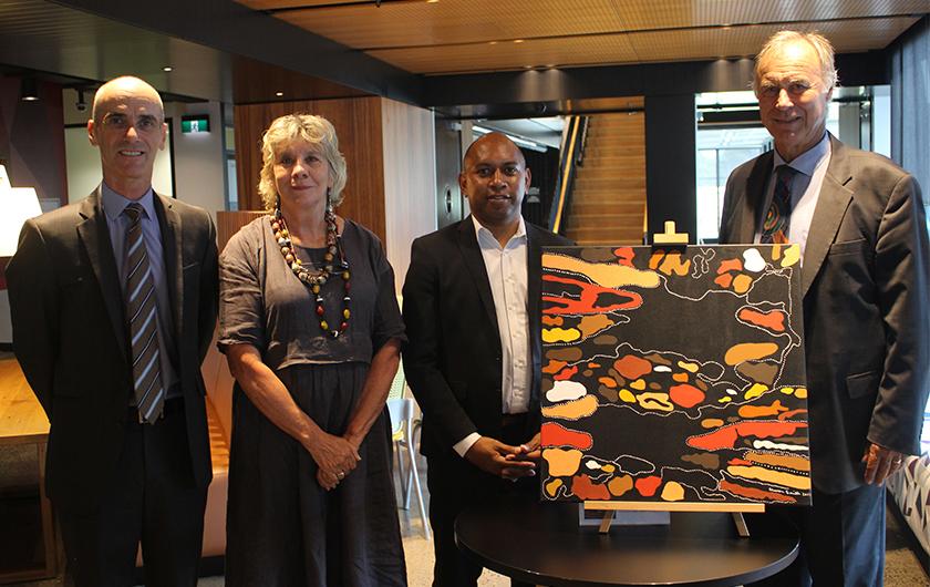 Main visual : Fujitsu marks the launch of our Reconciliation Action Plan