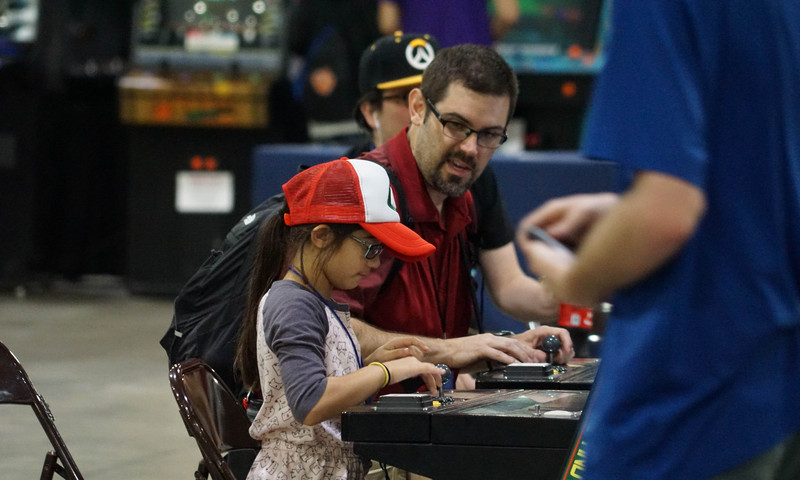 MomoCon is kid-friendly and has something for all ages.