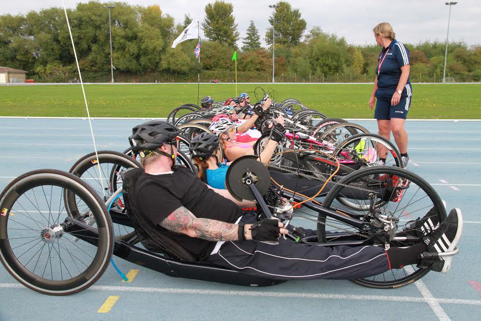 Handcycling at Handcycling Association UK