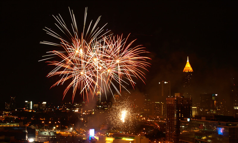 Celebrate New Year's Eve in Atlanta with a bang!