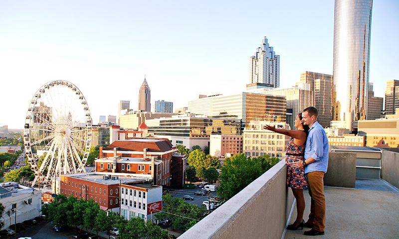 Visit Atlanta for a Quick Getaway_Couples_Atlanta Date Night_Joleen Pete.jpg