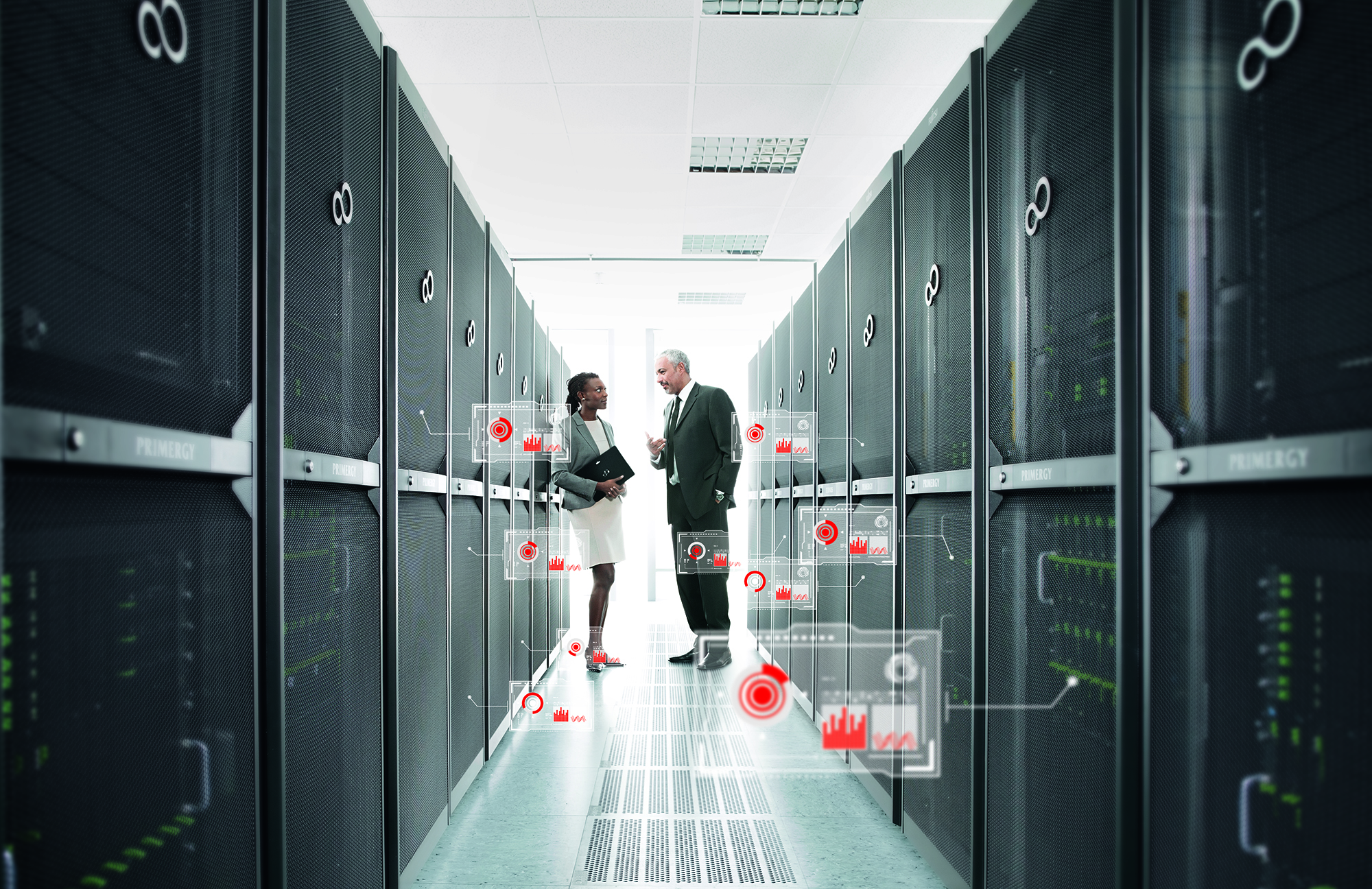 Main visual : How to get your IT infrastructure fit for the digital world