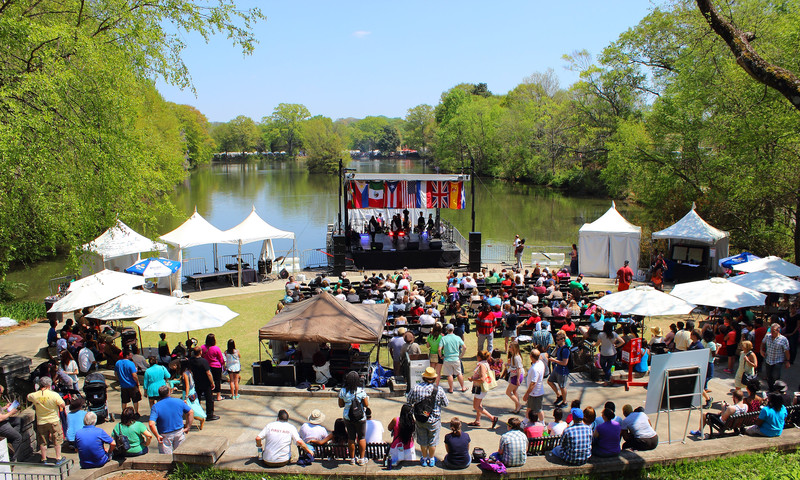 Festivals seriously ramp up during springtime in Atlanta. (Jay Jordan, AtlantaPhotos.com)