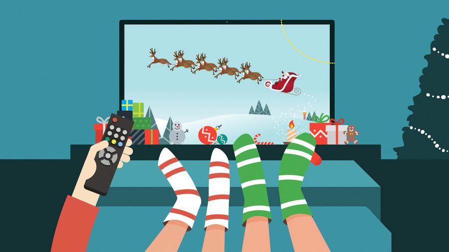 2019 Holiday TV Programming: Movies, Marathons and the Yule Log