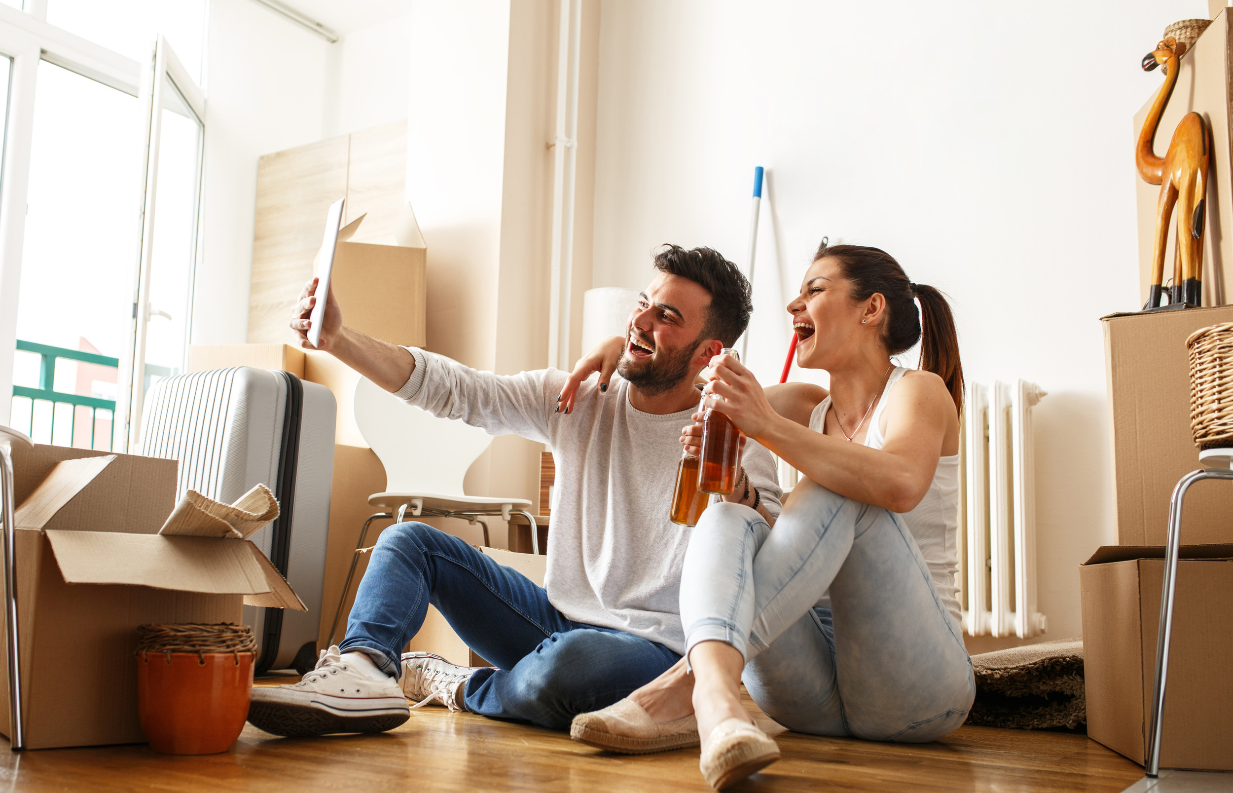 Why millennials are finally starting to settle down and buy homes