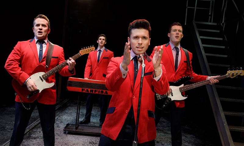"They're back! See ""Jersey Boys"" at the Fox Theatre."