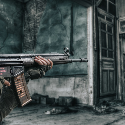 Is The Video Game World Ready to Fight in The Iraq War?