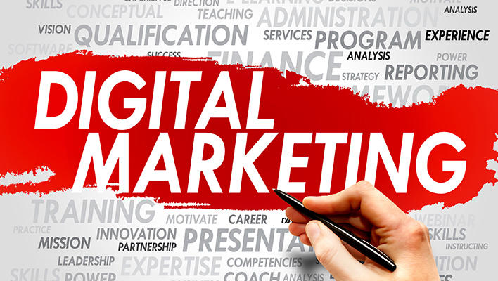 メインビジュアル : デジタルマーケティングとは?マーケッターの基本をおさらい!