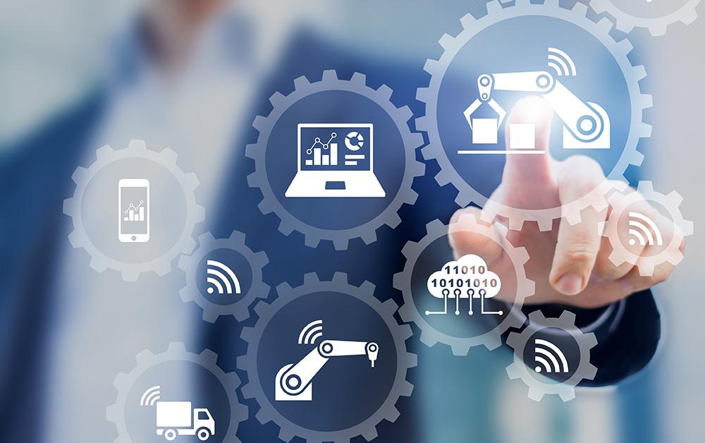 メインビジュアル : 製造業が見据えるConnected Industriesの未来